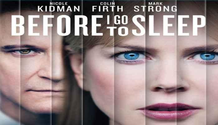 Before I Go to Sleep / Преди да заспя (2014) BG Audio