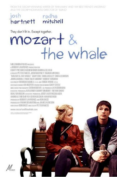Mozart and the Whale / Моцарт и Китът (2005)