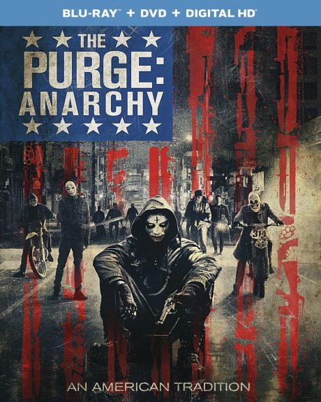 The Purge II : Anarchy / Чистката 2 : Анархия (2014)