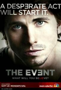 The Event - Season 1e01 / Събитието - Сезон 1 еп.1