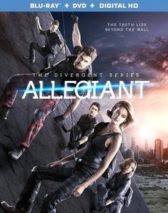 Allegiant / Дивергенти 3: Предани (2016)