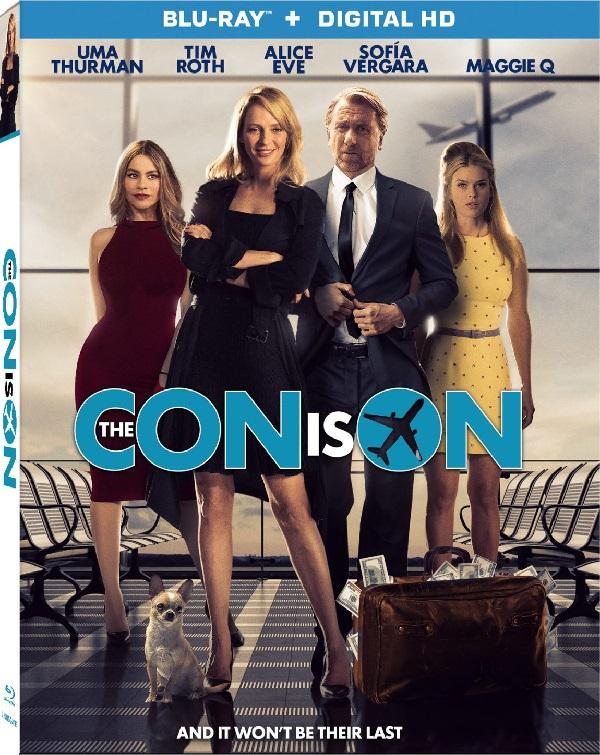 The Con Is On / Британците идват (2018)