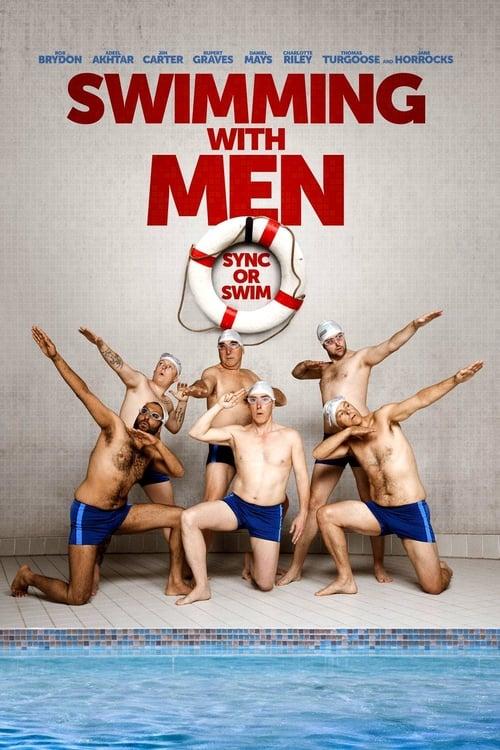 Swimming with Men / Плуване с мъже