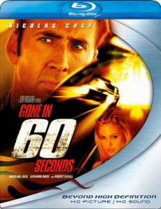 Gone in Sixty Seconds / Да изчезнеш за 60 секунди (2000)