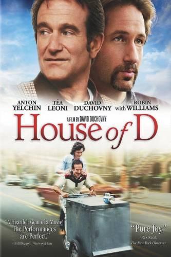 Затворът на миналото / House of D (2004)