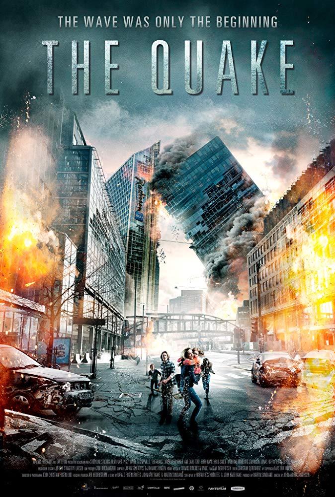 Skjelvet / Трусът / The Quake (2018)