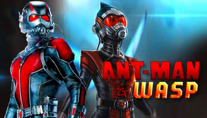 Ant-Man and the Wasp / Ант-мен и осата (2018)