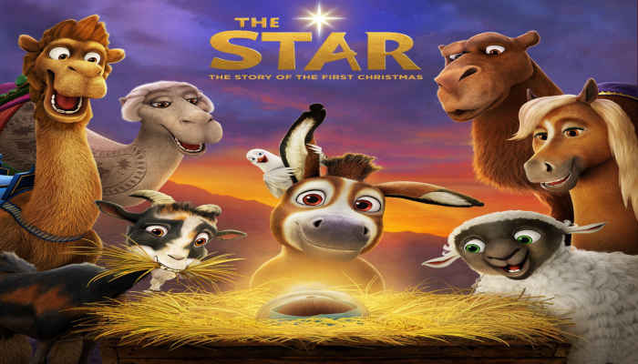 The Star / Звездата (2017) BG Audio