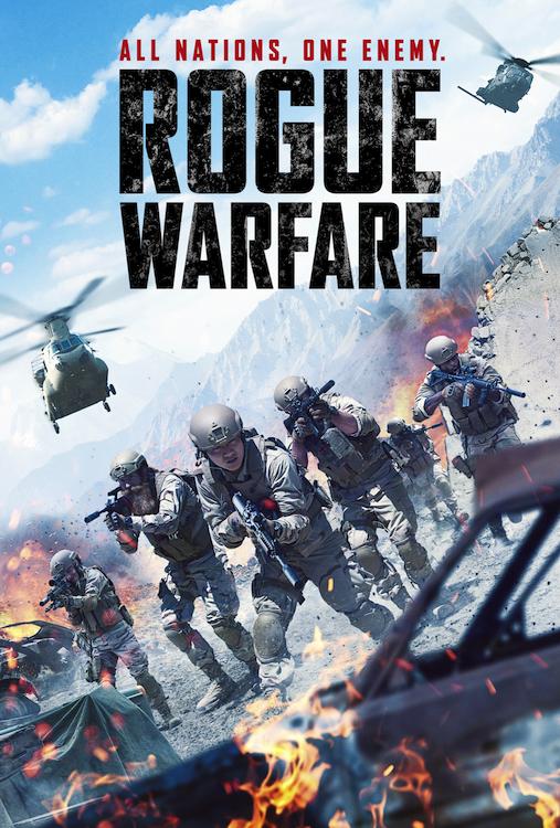 Rogue Warfare / Престъпна война (2019)
