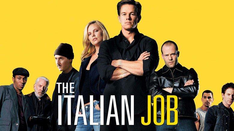 The Italian Job / Италианската афера (2003)