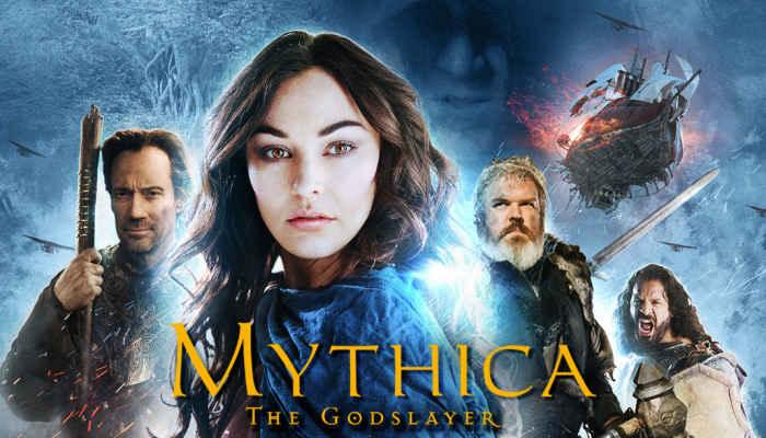 Mythica: The Godslayer / Митика: Богоубиец (2016) BG Audio
