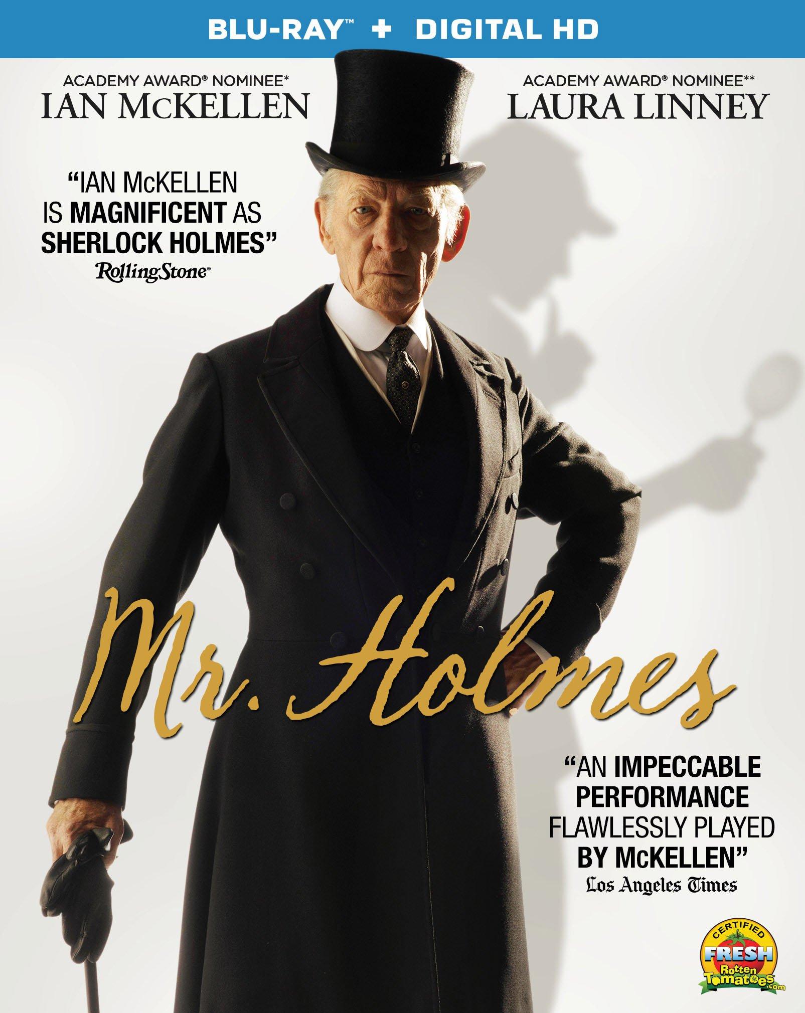 Mr. Holmes / Г-н Холмс