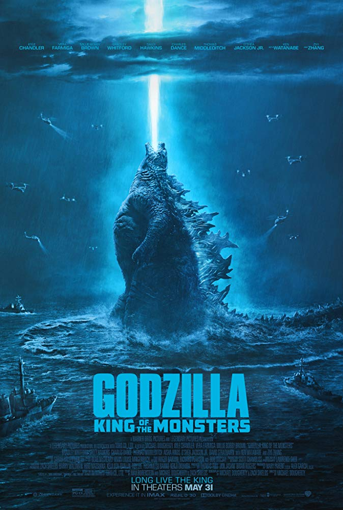 Godzilla: King of the Monsters / Годзила: Кралят на чудовищата (2019)