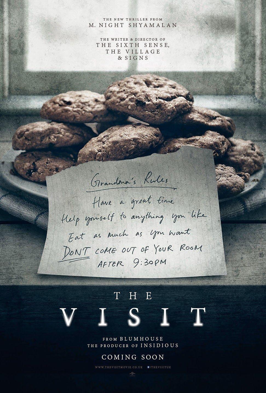 The Visit / Посещението (2015)