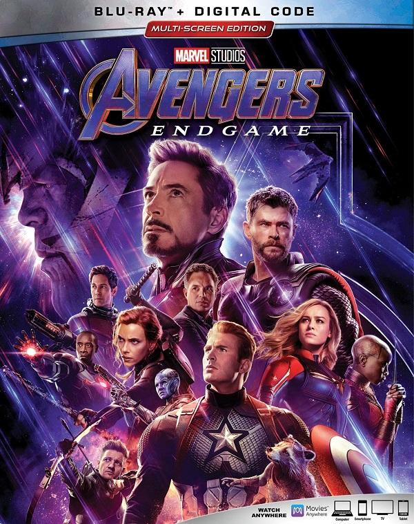 Avengers: Endgame / Отмъстителите: Краят (2019)
