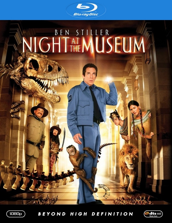 Night at the Museum / Нощ в музея (2006)