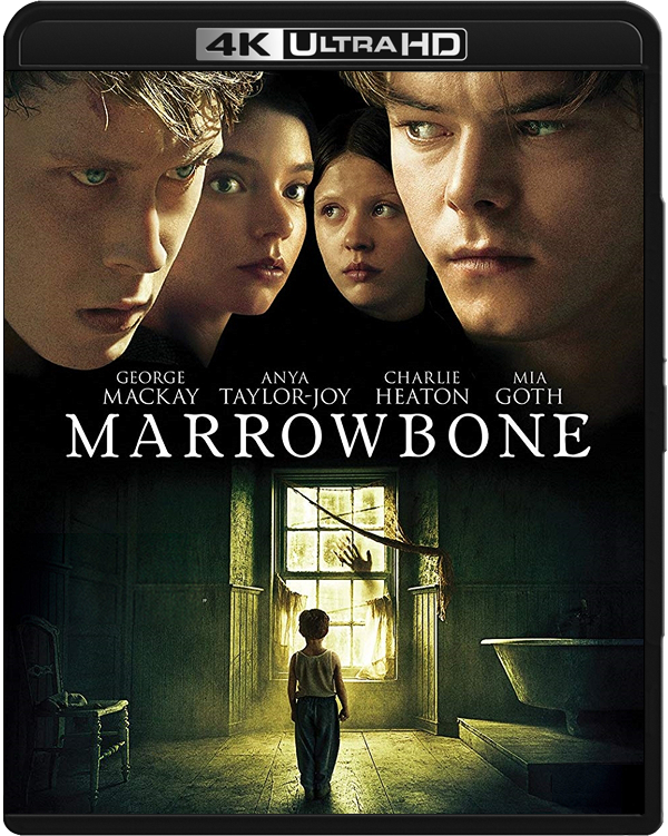 Marrowbone / Живот сред сенки (2017)