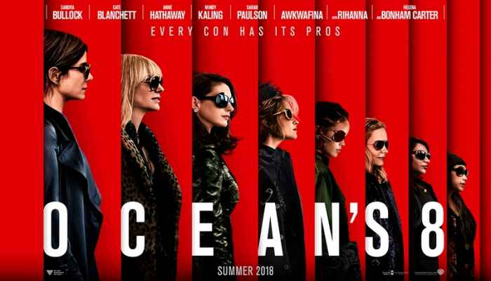 Ocean's Eight / Бандитките на Оушън (2018)