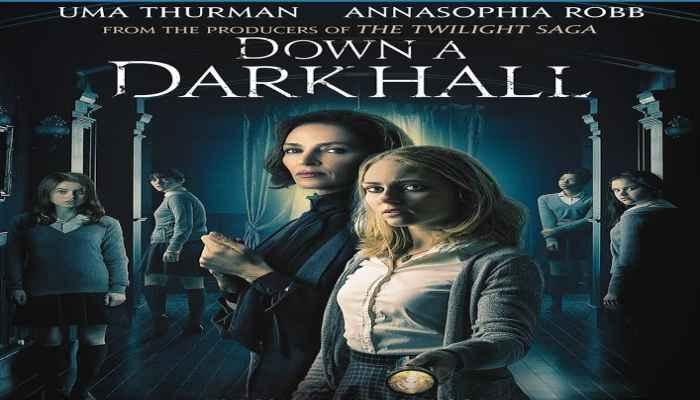 Down a Dark Hall / Тъмната зала на Дарк Хол (2018)