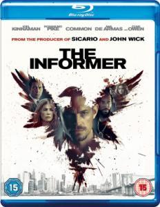 The Informer / Информаторът (2019)