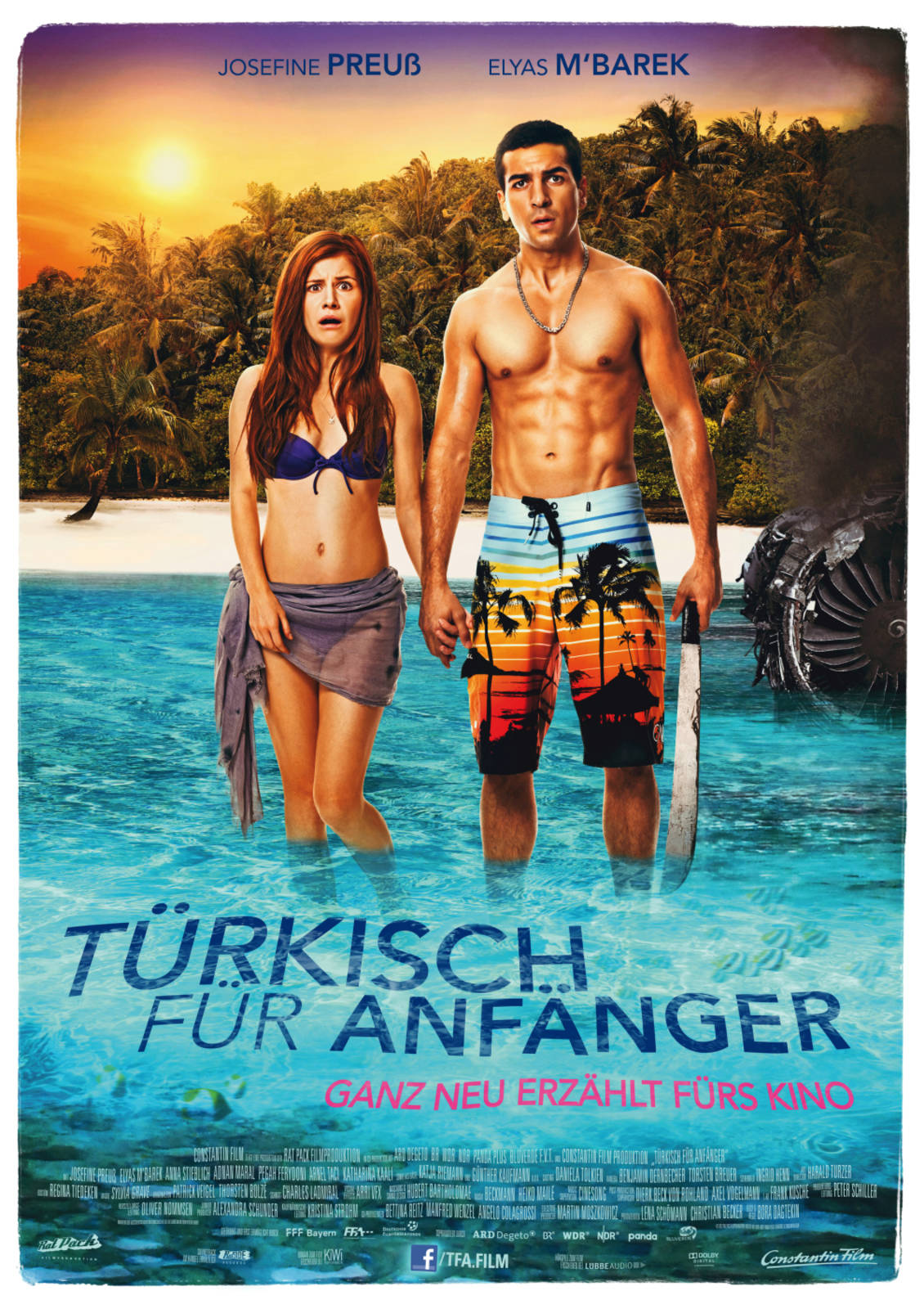 Turkisch Fur Anfanger / Турски за начинаещи (2012)