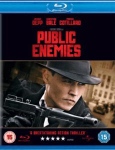 Public Enemies / Обществени врагове (2009)