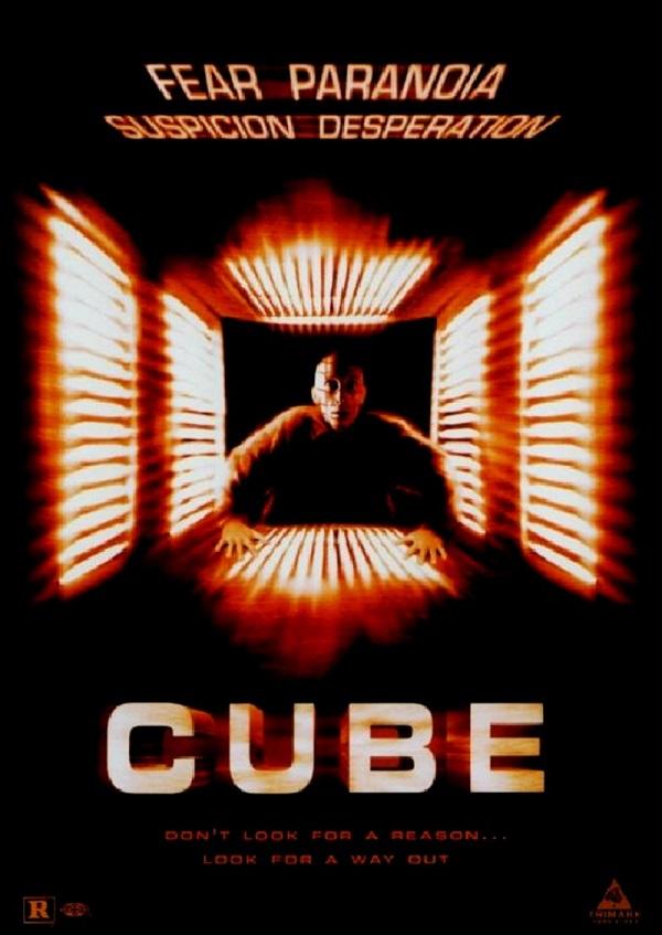 Cube / Кубът на страха (1997)