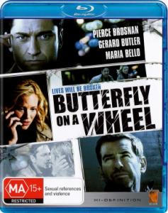 Butterfly On A Wheel / Изнудвачът / Shattered (2007)