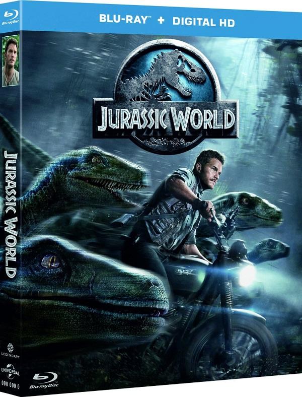 Jurassic World / Джурасик свят (2015)