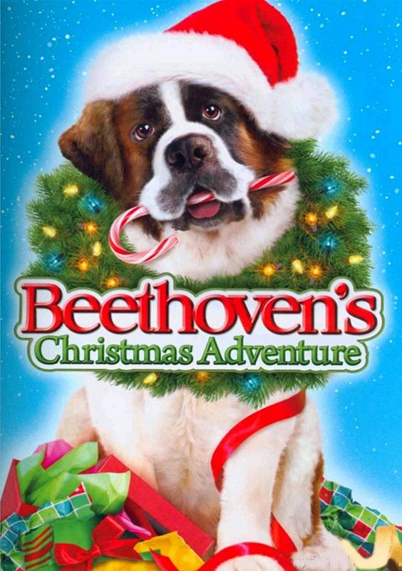 Beethoven's Christmas Adventure / Коледното приключение на Бетовен (2011)