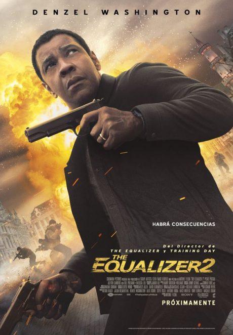 The Equalizer II / Закрилникът 2 (2018)