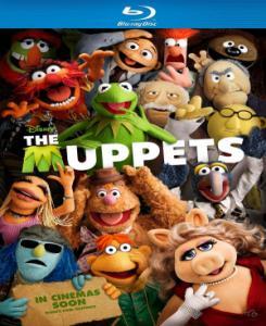 The Muppets / Мъпетите (2011)