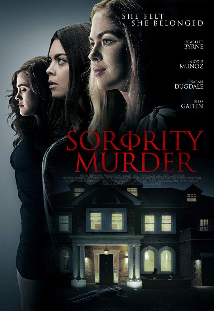 Sorority Murder / Убийство в колежа (2015)