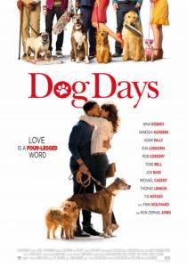 Dog Days / Четириноги приключения (2018)
