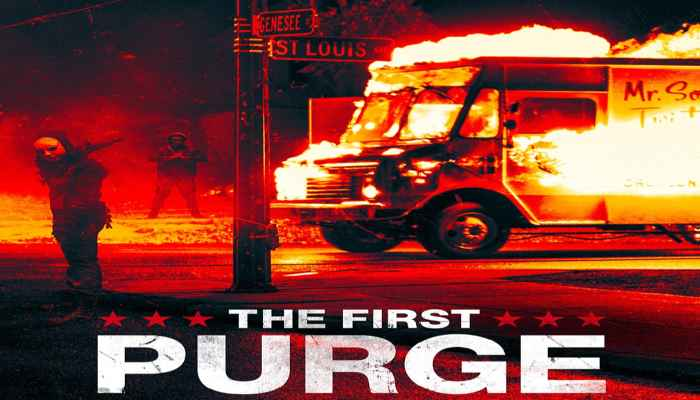 The First Purge / Първата чистка (2018)
