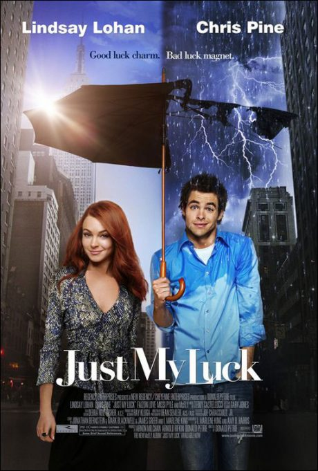 Just My Luck / Лош късмет (2006)