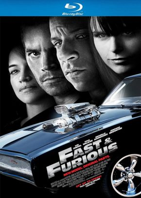 Fast and Furious / Бърз и яростен (2009)