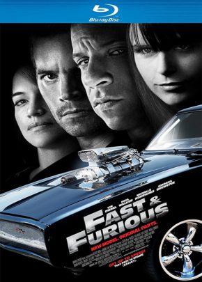 Fast and Furious / Бърз и яростен (2009)