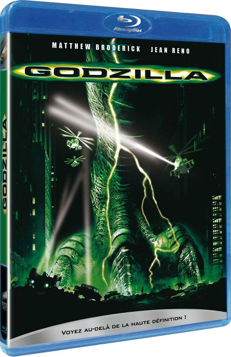 Godzilla / Годзила (1998)