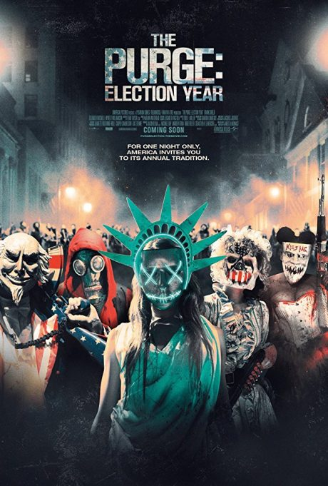 The Purge III : Election Year / Чистката 3 (2016)