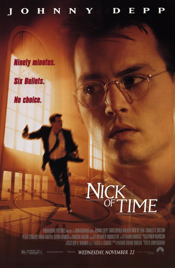 Nick Of Time / За нула време (1995)