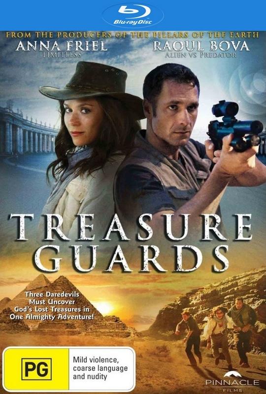 Treasure Guards / Пазителите на съкровището (2011)