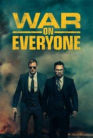 Война срещу всички / War on Everyone (2017)