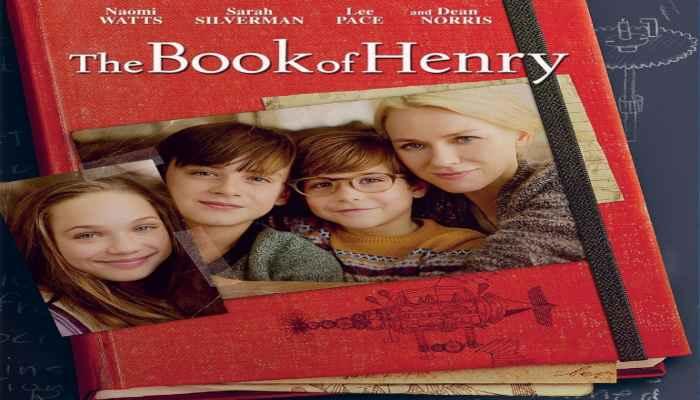 The Book of Henry / Книгата на Хенри (2017)