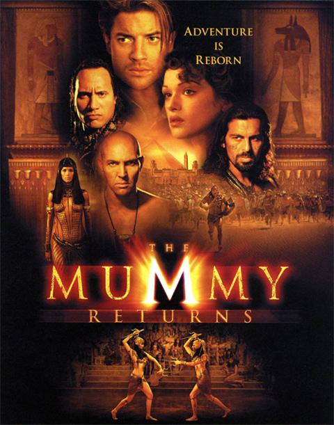 The Mummy Returns / Мумията се завръща