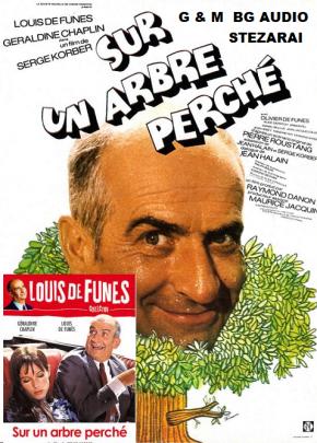 Sur un Arbre Perche  / Кацнал на едно дърво (1971)