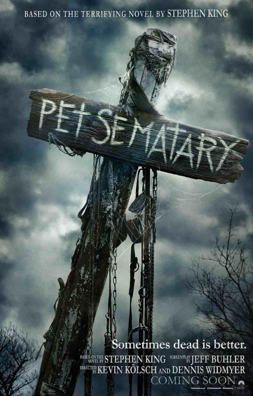 Pet Sematary / Гробище за домашни любимци (2019)