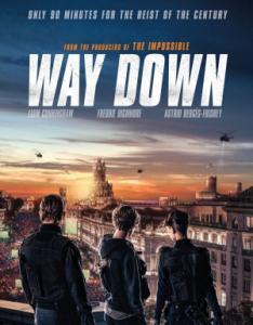 Way Down / Трезорът / The Vault (2021)