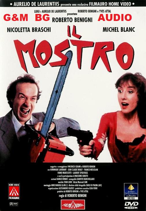 Il Mostro / Чудовището (1994)