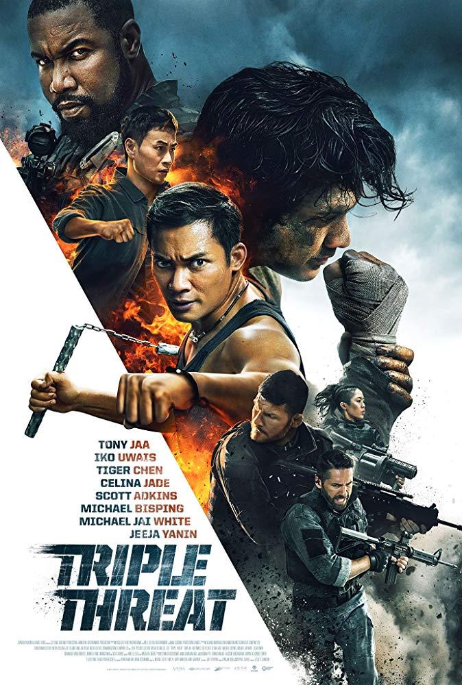 Triple Threat / Тройна Заплаха (2019)